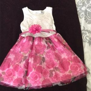 The children's place girls spring dress